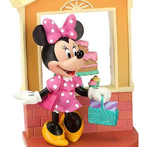 New! Disney Minnie Mouse Bakery Christmas Ornament, FREE U.S. Shipping!