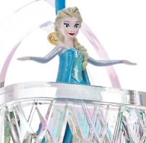 NIP Disney FROZEN Elsa Singing Sketchbook Ornament Disney Store Free U.S. Ship!