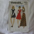 BUTTERICK PATTERN #6815