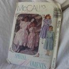 McCALL'S PATTERN #4610