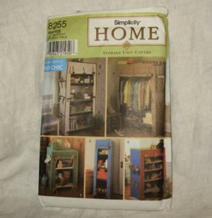SIMPLICITY HOME PATTERN #8255