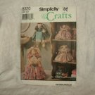SIMPLICITY CRAFTS PATTERN #8320