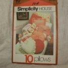 SIMPLICITY HOUSE PATTERN #117