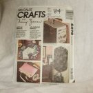 McCALL'S CRAFTS PATTERN #6278