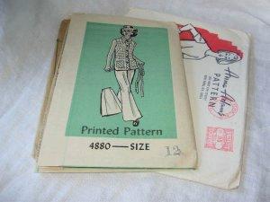 ANNE ADAMS PATTERN #4880