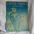 Easter Parade,  Irving Berlin 1933