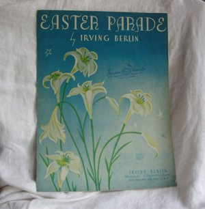 Easter Parade,  Irving Berlin 1933