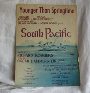 Younger Than Springtime by Rodgers Hammerstein