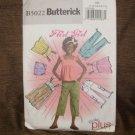 BUTTERICK PATTERN #B5022