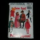 BUTTERICK PATTERN 5673