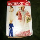 BUTTERICK PATTERN 4687