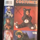 SIMPLICITY PATTERN 7317 Toddler's Costume
