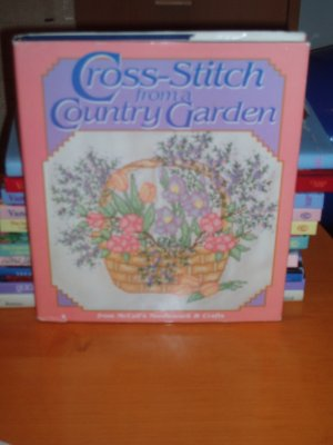 Cross-Stitch from a Country Garden - McCalls