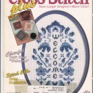 Counted Cross-Stitch Plus November 90' Magazine
