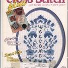 Counted Cross-Stitch Plus November 90' Magazine