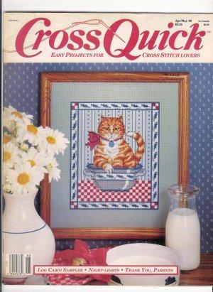 Cross Quick Apt/May 89' Magazine