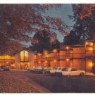 TOWN HOUSE MOTOR INN ONEONTA NY VINTAGE CHROME POSTCARD   8