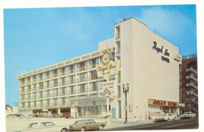 ROYAL INN HOTEL OF PORTLAND OREGON VINTAGE POSTCARD   14