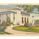 PAN-AMERICAN BUILDING WASHINGTON D.C.,1943 POSTCARD    #197