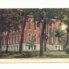 UNIVER1908 CENTENARY HALL BAKER SITY BALDWIN KANSAS  VINTAGE POSTCARD #375