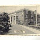 ADMINISTRATION BLDG PENN HALL SCHOOL CHAMBERSBURG PA   Vintage Postcard #434
