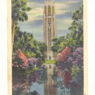 SINGING TOWER MNT. LAKE SANCTUARY LAKE WALES FLORIDA Postcard #457