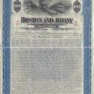 Boston and Albany Railroad Co., $1000 Bond, 1928