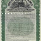 Chicago, Indianapolis and St. Louis Short Line, $1000, 1903