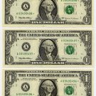 1999 $1 Federal Reserve Notes(5), Stars