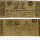 Lexington, City of Lexington, $1, May 24, 1837