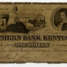 Richmond, Lexington, Northern Bank of Kentucky, $1, May 4, 1856