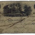 Pennsylvania, Germantown, Bank of Germantown, $5, August 1815