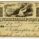 Pennsylvania, Northampton, Northampton Bank, $50, Jan 18, 1841