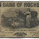 New York, Rochester, Oyster Bay, A.C. Worden 5 Cents, November 10, 1862