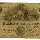 New Hampshire, Haverhill, Grafton Bank, $10, Jany 1, 1841