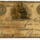 Maryland, Elkton, Elkton Bank of Maryland, $20, Aug 8, 18-- (1820s)