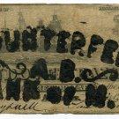 Massachusetts, Andover, Andover Bank, $3, Jan 1st, 185?