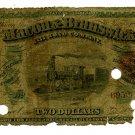 Georgia, Macon, Macon and Brunswick Rail Road Company, $1, February 1st, 1867