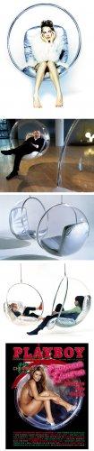Modern Design Bubble Bing Bong Hanging Chair