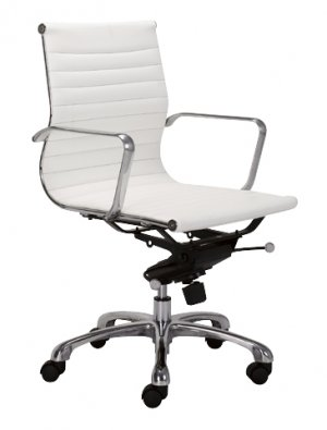 Washable Leatherette 'Leader' Office Chair