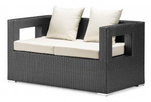 Modern Contemporary Patio Sofa - Outdoor Furniture