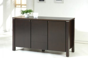 Buy dining room buffets sideboards - Contemporary Wood Buffet Cabinet Sideboard Dining Room
