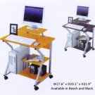 Small Portable Computer or Laptop Desk Table Cart  NEW!