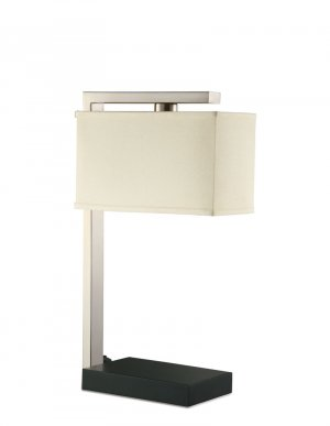 Modern Contemporary Designer Look Pair of Table Lamps