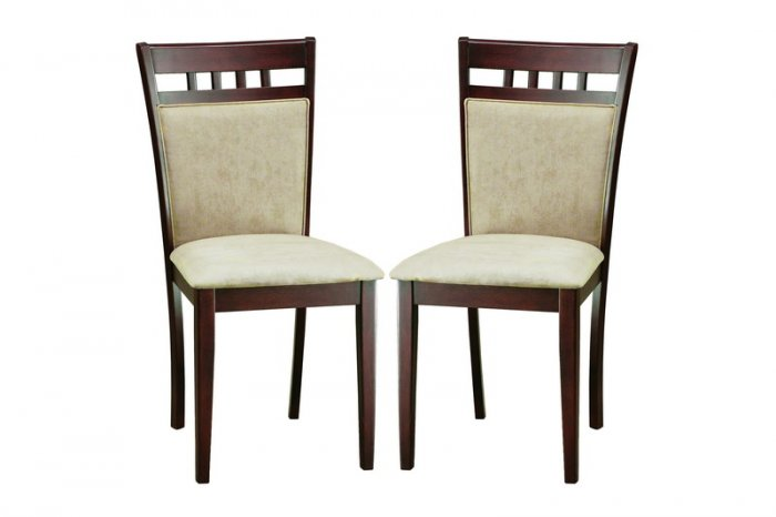 Modern Contemporary Upholstered Dining Room Chairs Set