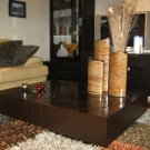 Modern Contemporary Mott Elite Large Low Coffee Table