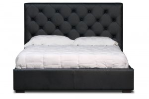 Contemporary Hydraulic Lift Storage Queen Bed Room Set