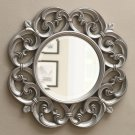 CONTEMPORARY ORNATE MIRROR ROUND SHAPED MIRRORS BY COZY™