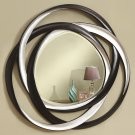 CONTEMPORARY ACCENT MIRRORS TWO TONE ACCENT MIRROR BY COZY™