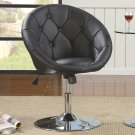MODERN DINING / OFFICE  CHAIRS OR BAR STOOL IN BLACK-PURPLE-WHITE BY COZY™